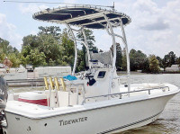 2007 Tidewater Baymax 19' with SG600