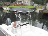 2009 Sea Hunt 177CC with SG600