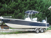 2011 Sea Hunt BX24 Bay Boat with SG600