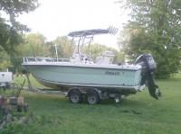 2004 Angler 220 CC with SG600