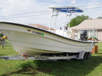 2006 Panga Boca Grande with SG600
