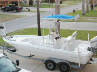 2008 Nautic Star Bay 2200 with SG600