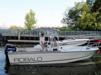 1987 Robalo with SG600