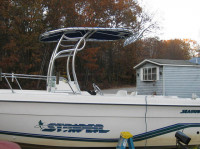 1995 Seaswirl Striper with SG600