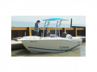 1996 Striper Seaswirl 21' with SG600