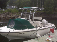 1999 Boston Whaler Outrage 18' with SG600