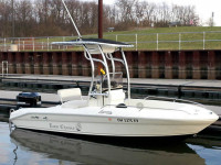 1992 Sea Ray 18 Laguna with SG600