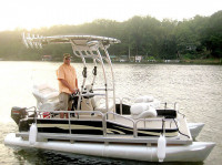 Godfrey Sea Ryder Pontoon / Custom with SG600