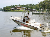 1992 Boston Whaler Outrage 19 ft with SG600