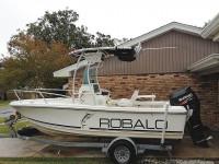 1996 Robalo 1820 with SG600