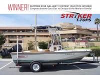 1984 Boston Whaler Outrage with SG600