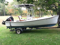 1995 Seaway with SG600