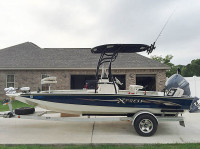 2012 Xpress H20 20' with SG600