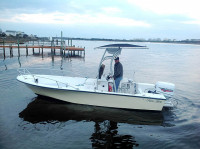 2000 Offshore 19' with SG600