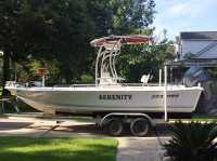 2007 Sea Pro 2100C with SG600
