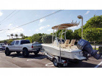 2013 Scout Sportfish 175 with SG600