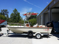 1989 Boston Whaler Outrage with SG600