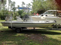 1996 Action Craft Coastline Island Runner 21' with SG600