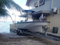 1988 Boston Whaler Outrage with SG600