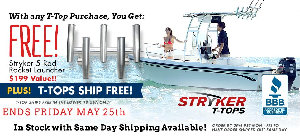 Stryker TTops on Sale