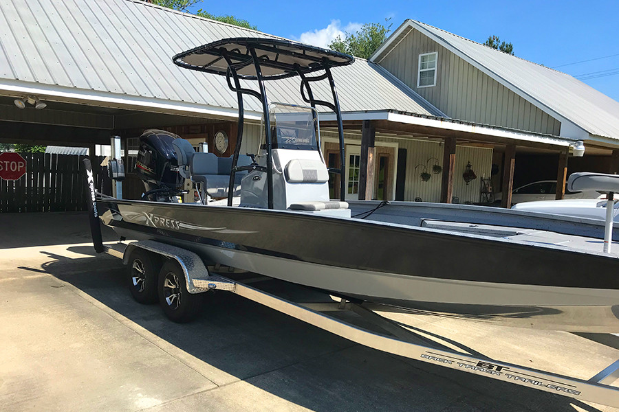 Nautic Star Boats >> 2018 Xpress H24 Bay with SG600 Review   Stryker T-tops ...