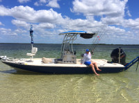 2012 Skeeter ZX22 Bay with SG600