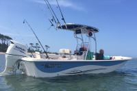 2016 Carolina Skiff with SG600