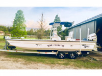 2007 Kencraft 2460 with SG300