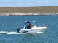 2014 Robalo R180 with SG600