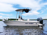 2007 Key West Sportsman 1900 with SG600