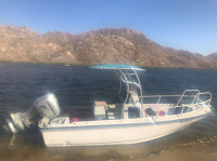2005 Boston Whaler Outrage 20' with SG600