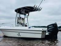 1992 Renken 2190 Sea Master with SG300