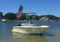 2008 Bayliner Trophy with SG300