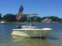 2008 Bayliner Trophy with SG300 T-Top