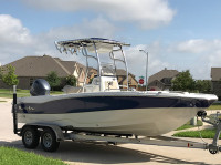 2017 Nautic Star Coastal 211 with SG600