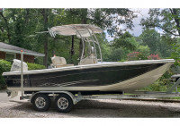 2017 Carolina Skiff 21 Ultra with SG600