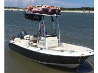 2005 Sea Hunt Triton 186 with SG300