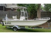 2006 Carolina Skiff 19DLX with SG300