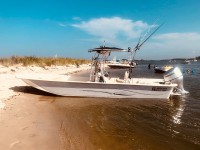 2018 Carolina Skiff 258 DLV with SG600
