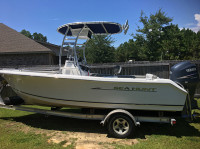 2009 Sea Hunt Ultra 196 with SG300