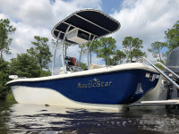 2012 Nautic Star 210 Coastal with SG300