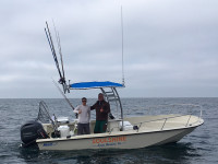1986 Boston Whaler 20' Outrage with SG300