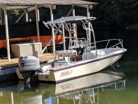 1983 Boston Whaler 18' Outrage with SG600
