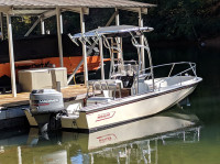 1983 Boston Whaler Outrage 18' with SG600