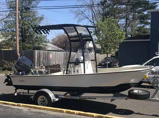 Boston Whaler T-Tops by Stryker   Photos & Reviews   Stryker T-tops