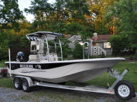 2017 Carolina Skiff 238 DLV with SG600