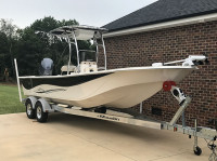 2017 Carolina Skiff Dlv238 with SG600