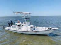 1992 Shoalwater 22' with SG300