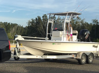 2014 Mako 2014 with SG300 T-Top