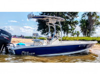 Carolina Skiff Sea Chaser Bayrunner Edition with SG600 T-Top